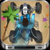 4 Wheel Motorcycle Racing